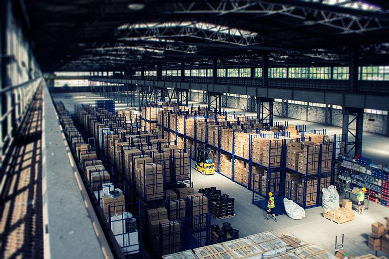 firma logistyczna
